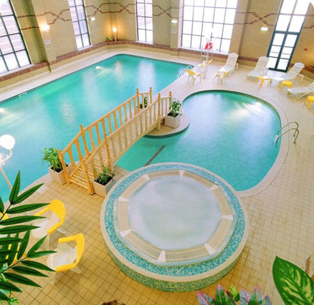 pool indoor contemporary swimming pool design