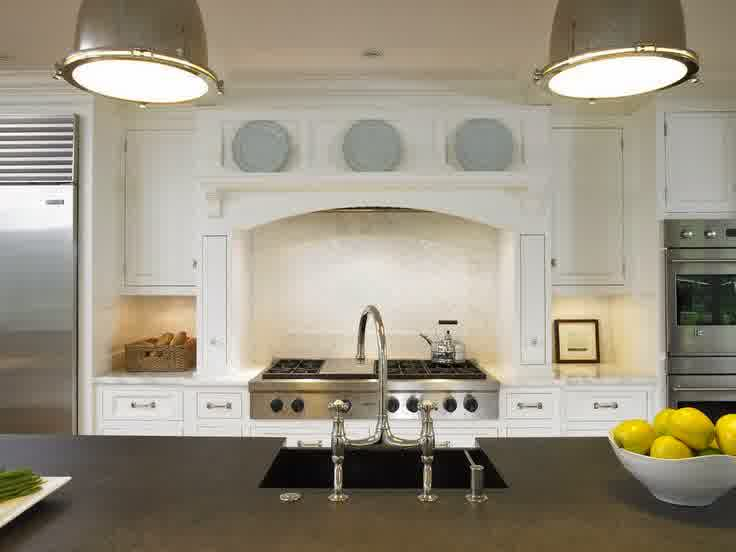 Colonial House Kitchen Design Ideas