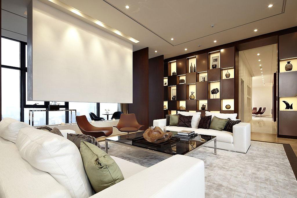 Luxury Contemporay Interior Home Duplex