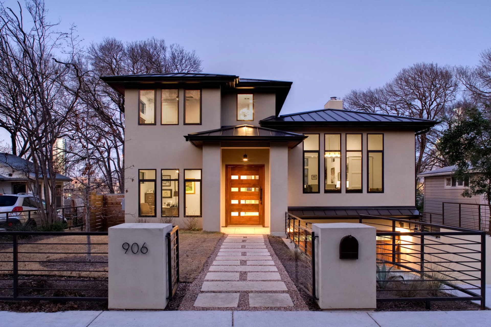 Modern Simple House Architecture