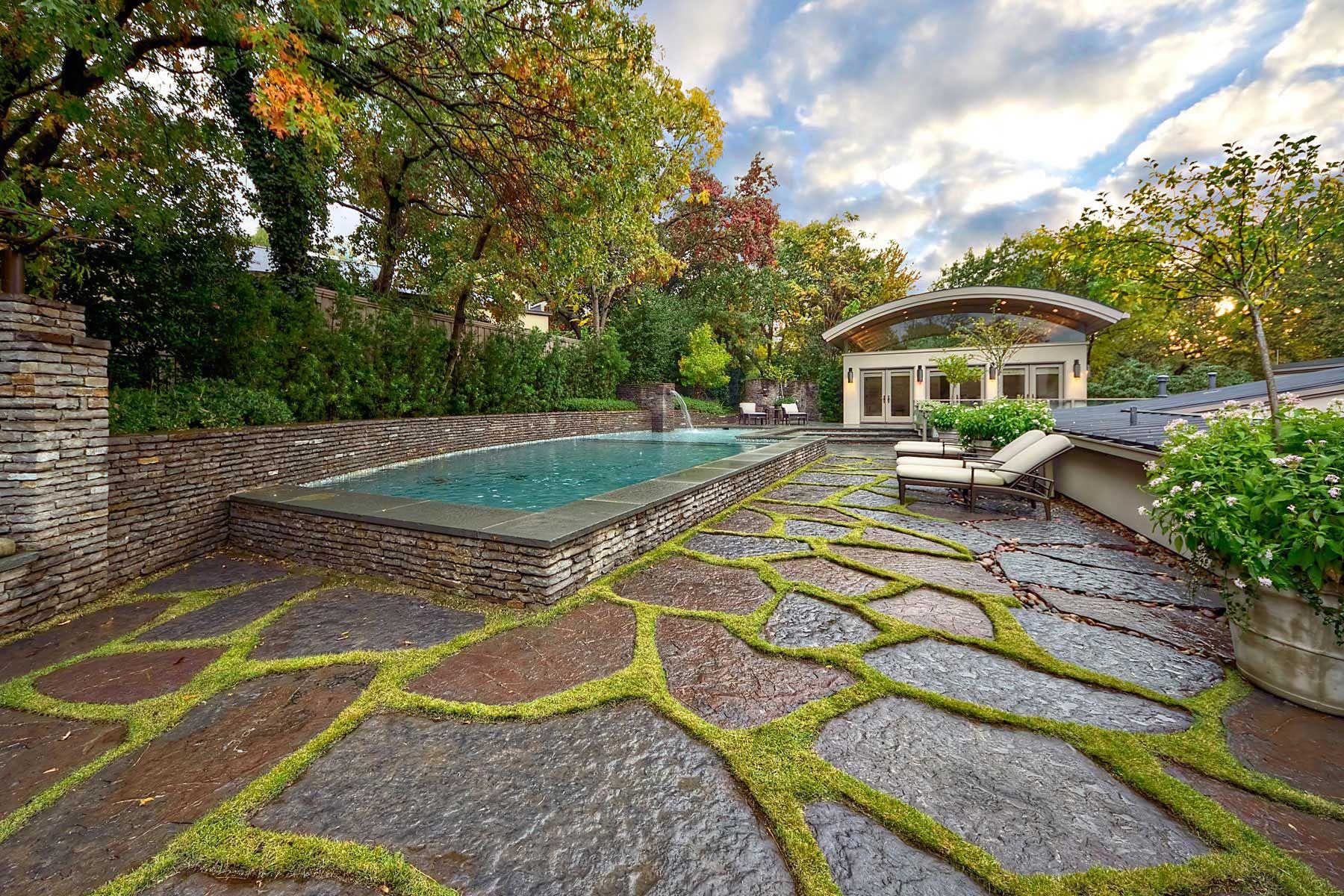 contemporary modern landscape architecture