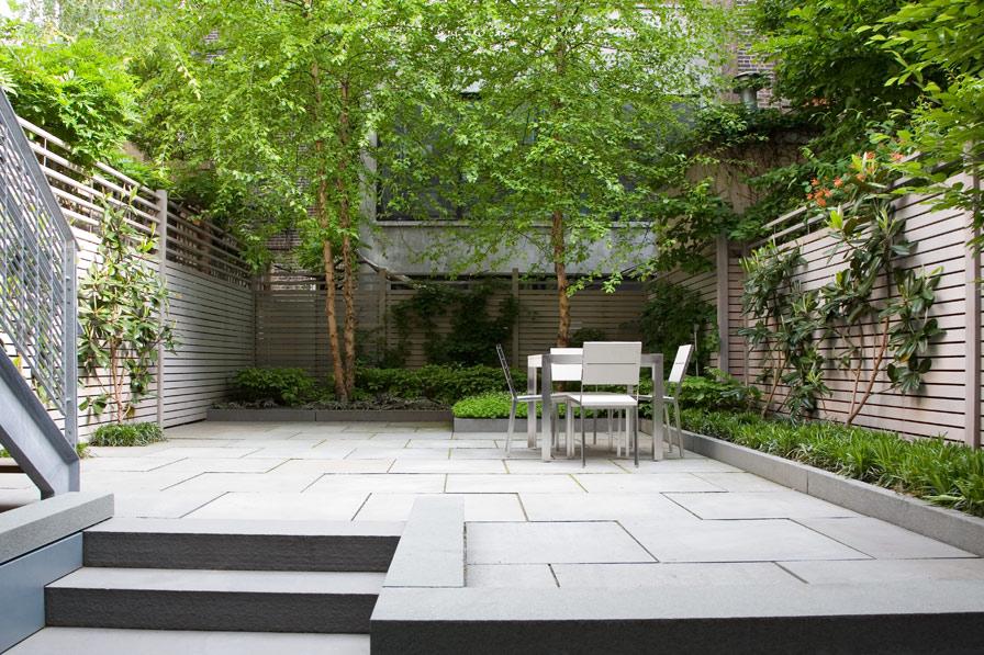 Minimalist Modern Landscape Architecture