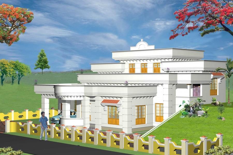 3d Exterior Home Design Architecture Software
