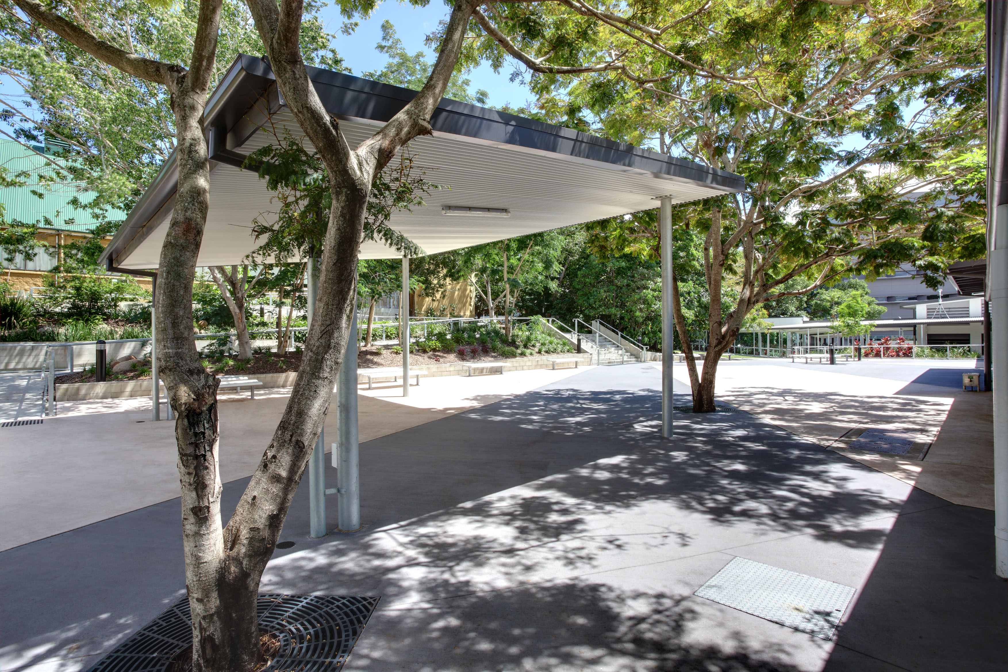 Brisbane State High School Landscape Architecture School