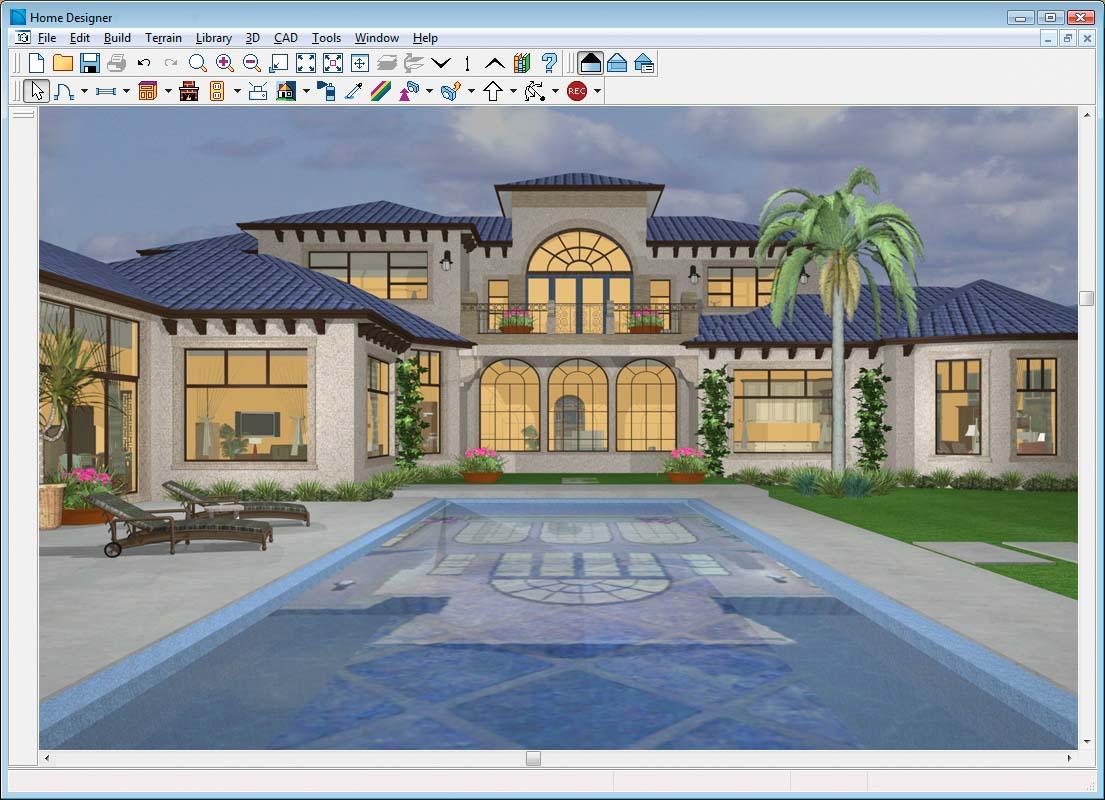 Exterior Home Architect Viahouse Com